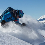 Prepara tu cuerpo para esquiar