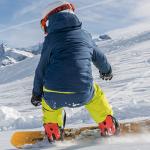 Snowboard para niños: Un deporte muy positivo…¡y divertido!